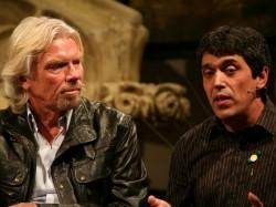 Richard Branson & Todd McCormick