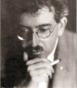 Walter Benjamin, essayist, filosoof, literatuurcriticus, 1892-1940