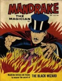 Mandrake betekent in het Nederlands heksenwortel, een tot de nachtschadefamilie behorende plantensoort die alkaloïden bevat (The Fabler)