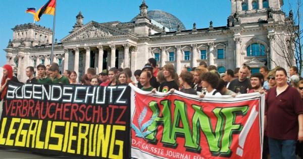 cannabis in berlin - Sensi Seeds blog
