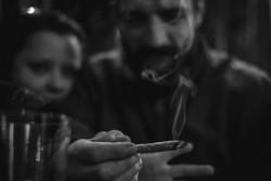 Het gebruik van cannabis is niet illegaal in Italië en wordt algemeen aanvaard in het hele land (© GDJVJ)