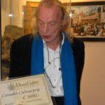 Cannabis Culture Awards 2008 Simon Vinkenoog