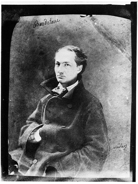Francuski pisarz ipoeta Charles Baudelaire 1821–1867